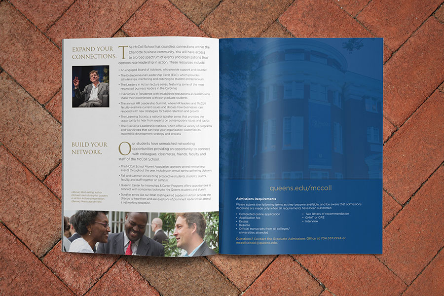 Graphic Design Queens University In Charlotte